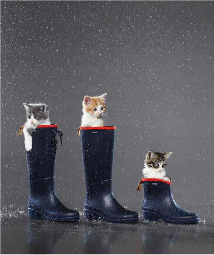 最美的不是下雨天,是你穿过的那双雨鞋|单品 - toni雌和尚 - toni 雌和尚的时尚经