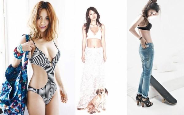 她们都有人鱼线!细数明星中的腹肌女神 - 嘉人marieclaire - 嘉人中文网 官方博客