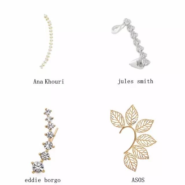 搭配经 | 旧耳环有新戴法 - toni雌和尚 - toni 雌和尚的时尚经