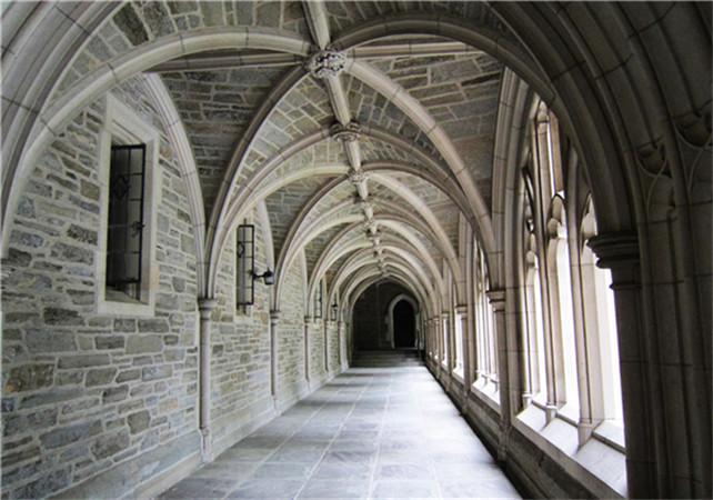 难忘普林斯顿大学校园风采 - H哥 - H哥的博客