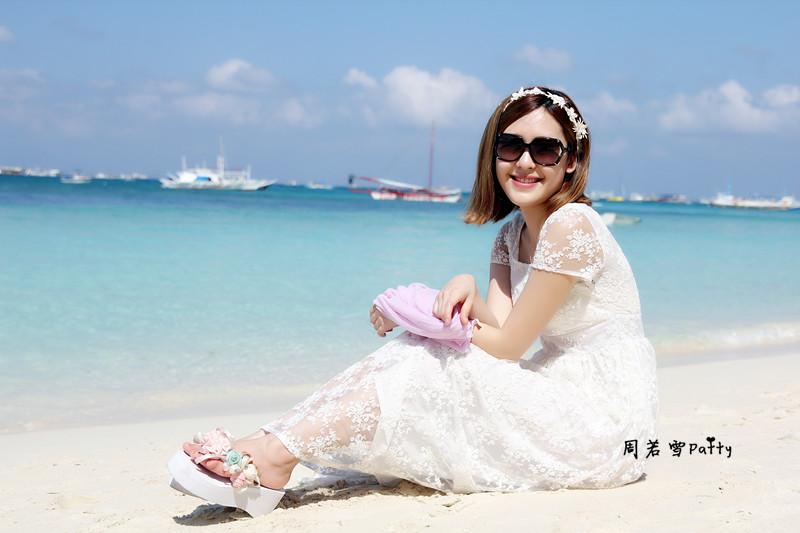 【周若雪Patty】长滩岛私人沙滩 - 周若雪Patty - 周若雪Patty