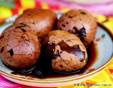 大陆人不稀罕吃茶叶蛋