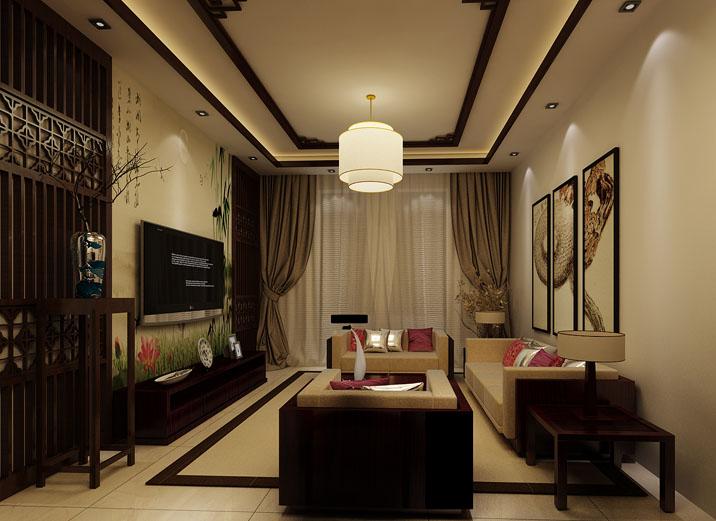 【北京装修实创装饰】美式风格为基调演绎永定河孔雀
