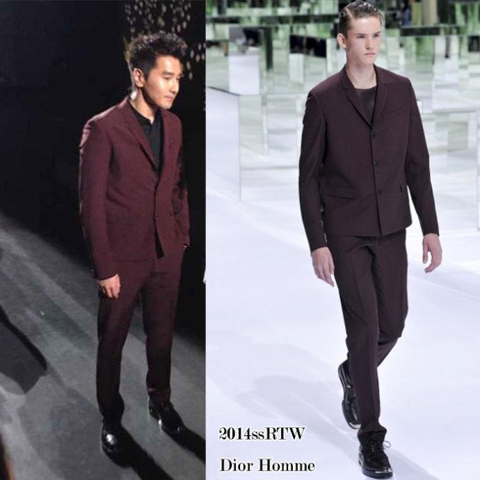 【雌和尚时尚手记】Dior Homme-大牌就是要黑白简单有质感 - toni雌和尚 - toni 雌和尚的时尚经