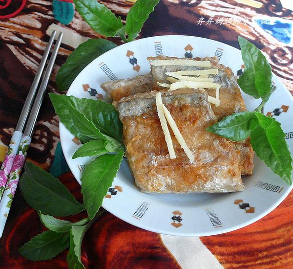 【香煎带鱼】简单制作营养健康的美味儿 - 慢美食 - 慢 美 食
