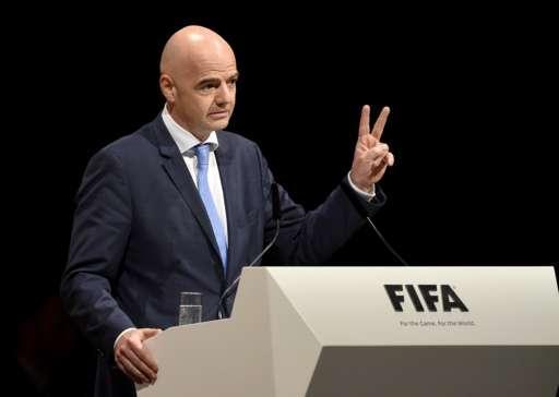 FIFA选出新主席 - 古藤新枝 - 古藤的博客