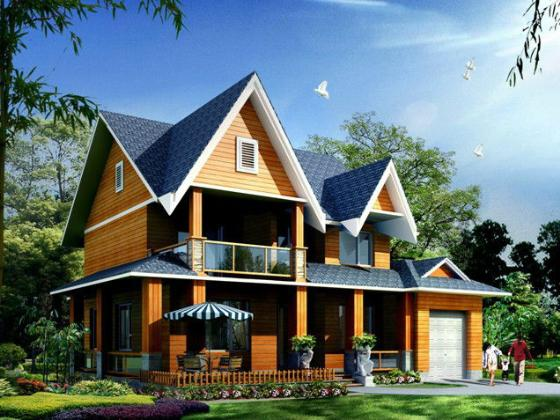 别墅好处对于人的木屋有哪些身体?别墅农村超级图片