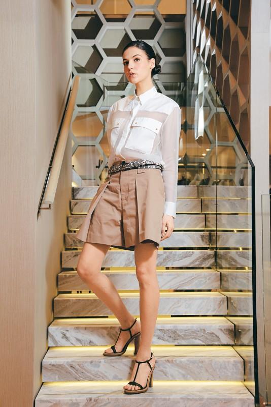 别拿裙裤不当尖儿货 让你不走光的变长腿秘籍 - 嘉人marieclaire - 嘉人中文网 官方博客
