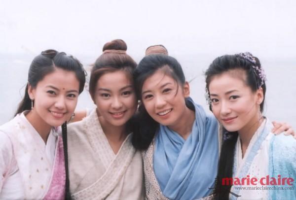 有对高颜值闺蜜叫贾静雯高圆圆 有种幸福叫做13年的不离不弃 - 嘉人marieclaire - 嘉人中文网 官方博客