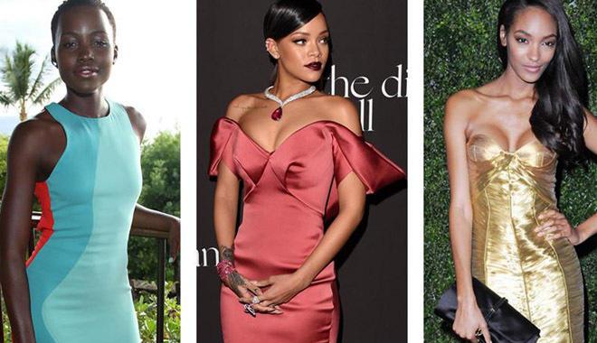 时尚不分肤色 黑珍珠照样倍受大牌青睐 - 嘉人marieclaire - 嘉人中文网 官方博客