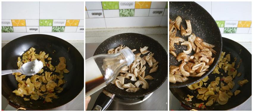 香辣肥肠莴笋。。。。。异乡人的家乡菜 - 慢美食博客 - 慢美食博客 美食厨房