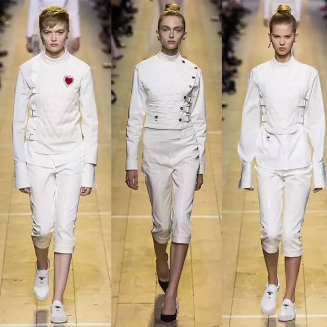 巴黎时装周 | Dior大秀管你什么路线,美才是王道 - toni雌和尚 - toni 雌和尚的时尚经