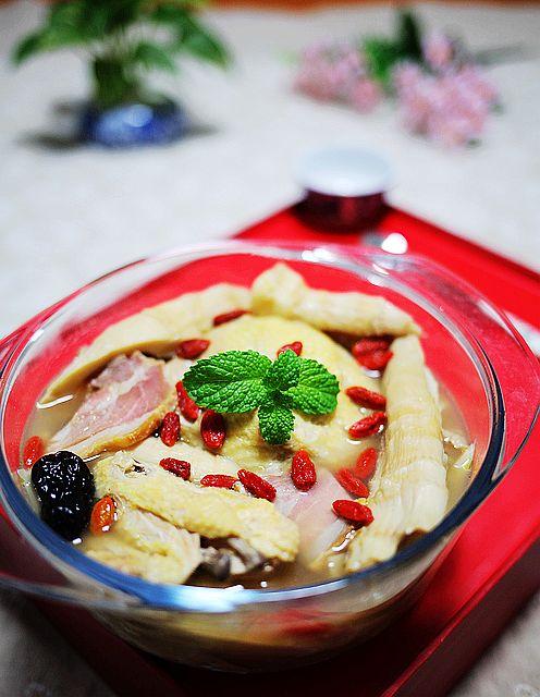 《舌尖上的中国2》笋干焖鸡 - 慢美食 - 慢 美 食