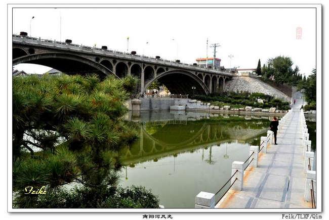 【原创摄影】南阳河观景1 - 古藤新枝 - 古藤的博客