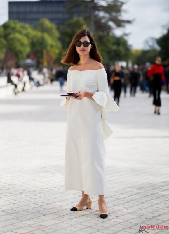 冬季穿搭太直溜没意思 试试用褶皱元素变身时尚icon吧 - 嘉人marieclaire - 嘉人中文网 官方博客