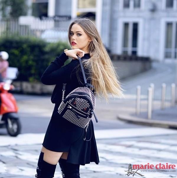 跟随时尚博主的Ins 把她们拥有的配饰通通拿下 - 嘉人marieclaire - 嘉人中文网 官方博客