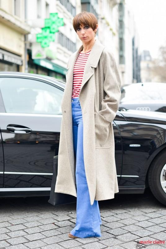 大衣也能穿出街头风 保暖又凹造型 - 嘉人marieclaire - 嘉人中文网 官方博客
