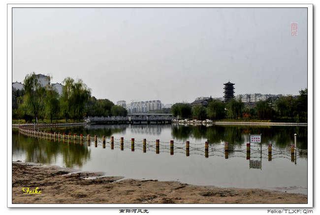 【原创摄影】南阳河观景2 - 古藤新枝 - 古藤的博客