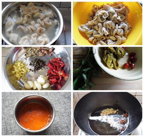 配料,大蒜,姜,白酒,干辣椒段、干花椒、桂皮 ...