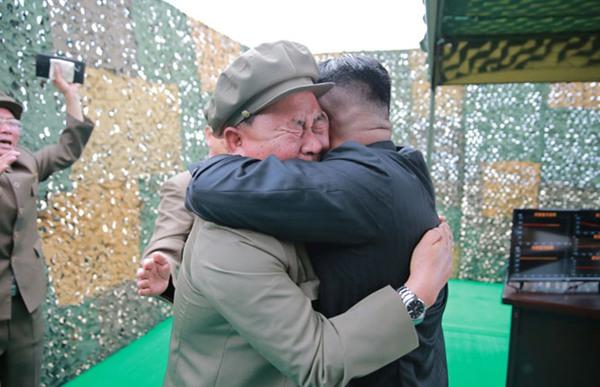 """朝鲜发射三枚导弹""""一箭数雕"""" - 林海东 - 林海东的博客"""