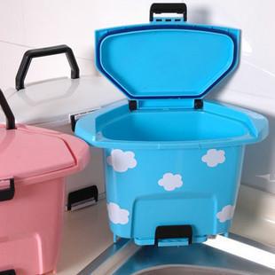 厨房卫浴挂式垃圾桶