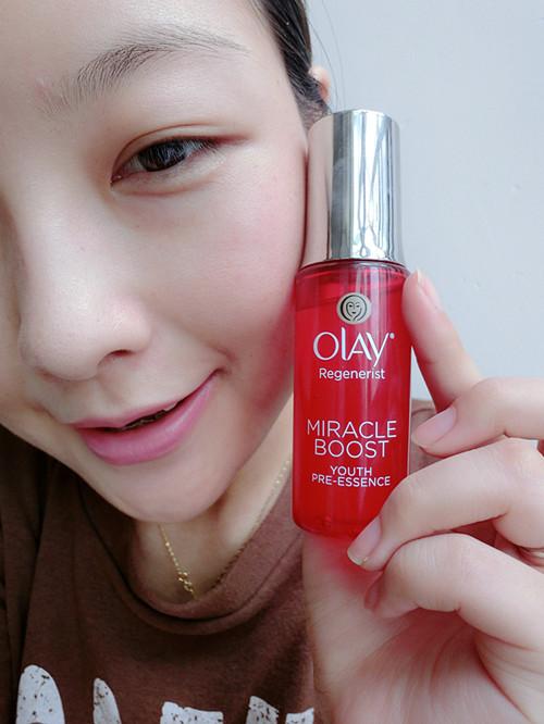 Olay揭开元气细胞肌密:拥有女神高圆圆般的美肌 - 猫大妞 - 猫大妞