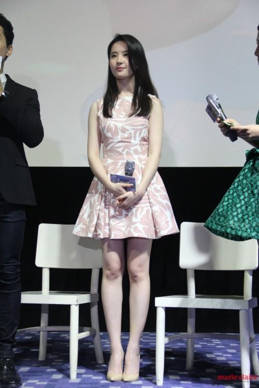 最懂女人心 刘亦菲梦露都爱Dior高订礼服 - 嘉人marieclaire - 嘉人中文网 官方博客