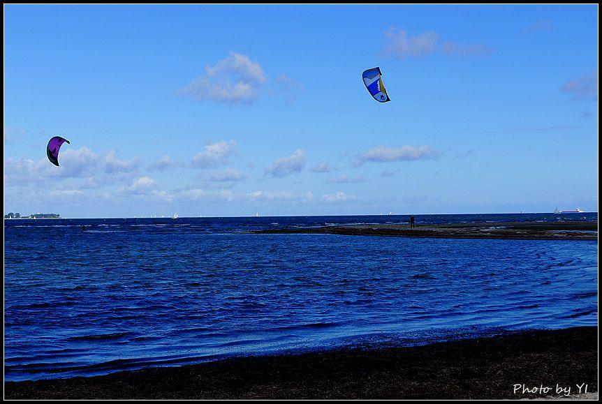 德国基尔Laboe海边绝美景色 - H哥 - H哥的博客