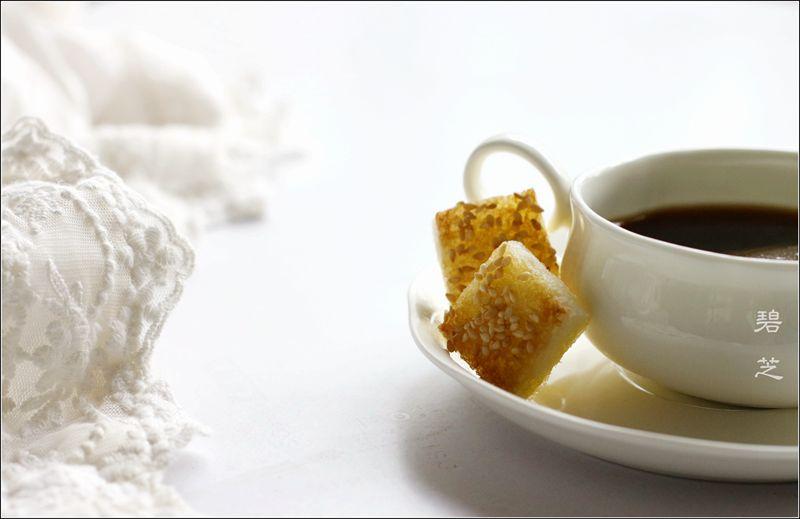 【这一年】芝麻酥方:动点心思的简单甜蜜