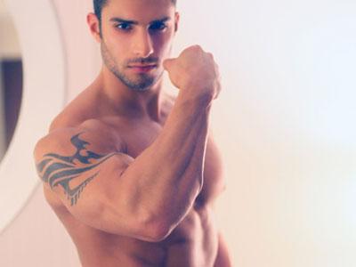 懂得紧绷肌肉 掌握健身关键点 - GQ智族 - GQ男性网官方博客