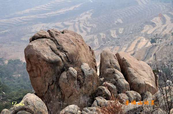 【原创摄影】圣佛山奇石景观3 - 古藤新枝 - 古藤的博客