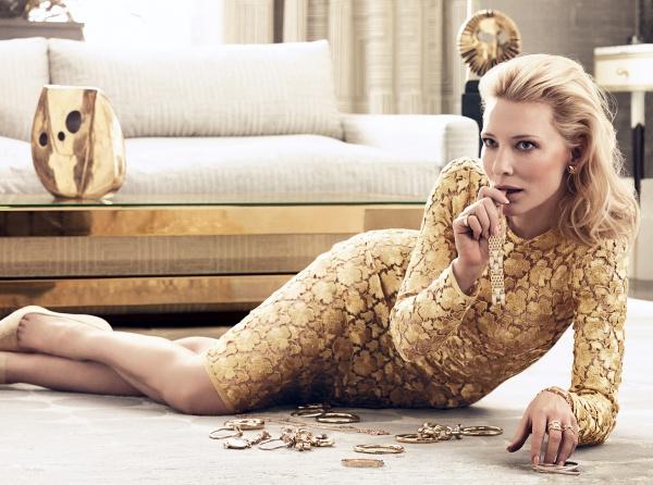 15件金色单品点亮派对季 - VOGUE时尚网 - VOGUE时尚网