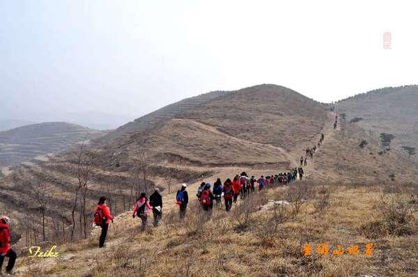 【原创摄影】山野冬景6: 圣佛山 - 古藤新枝 - 古藤的博客