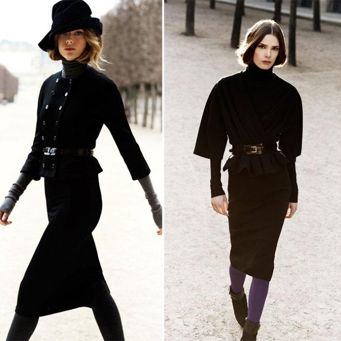 【雌和尚搭配】DIOR的NEW LOOK - 雌和尚 - toni 雌和尚的时尚经