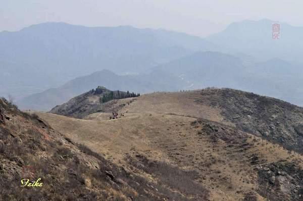 【原创摄影】山野冬景5: 摩诃山 - 古藤新枝 - 古藤的博客