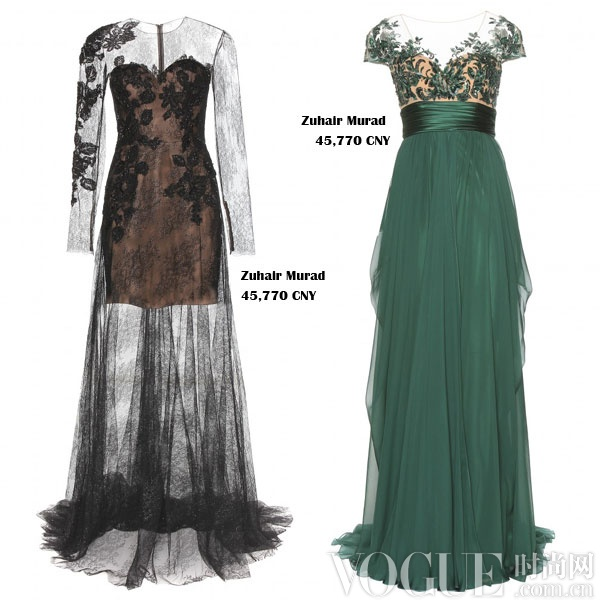 性感不俗媚的4个礼服要素 - VOGUE时尚网 - VOGUE时尚网