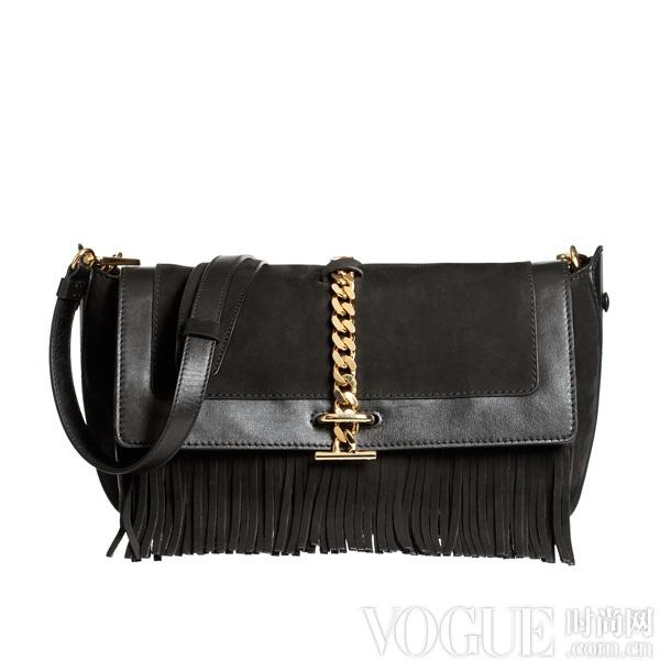 时髦新宠 20款黑金色手袋 - VOGUE时尚网 - VOGUE时尚网