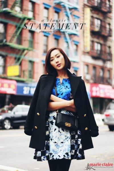 """跟""""女魔头""""的助理学穿衣:时髦入镜抢风头 - 嘉人marieclaire - 嘉人中文网 官方博客"""