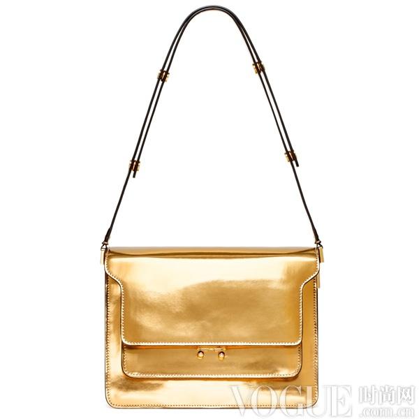 金属质感12款百搭镜面手袋 - VOGUE时尚网 - VOGUE时尚网