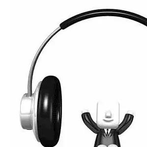人类听觉中枢处理声音有何特性?