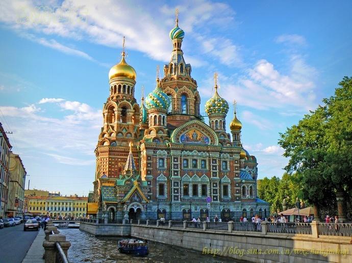 圣彼得堡滴血大教堂_【圣彼得堡】震撼于俄罗斯最华丽的教堂--滴血大教堂-悠游四方 ...