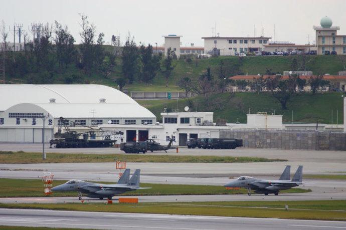 日本海上自卫队军服_[多图]日本航空自卫队那霸基地 - 空军论坛 - 铁血社区