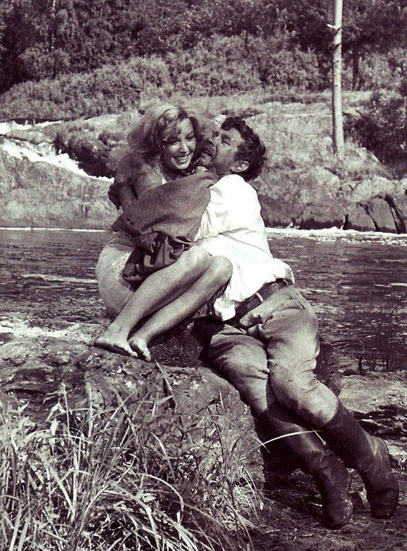 苏联电影里罕见性感画面