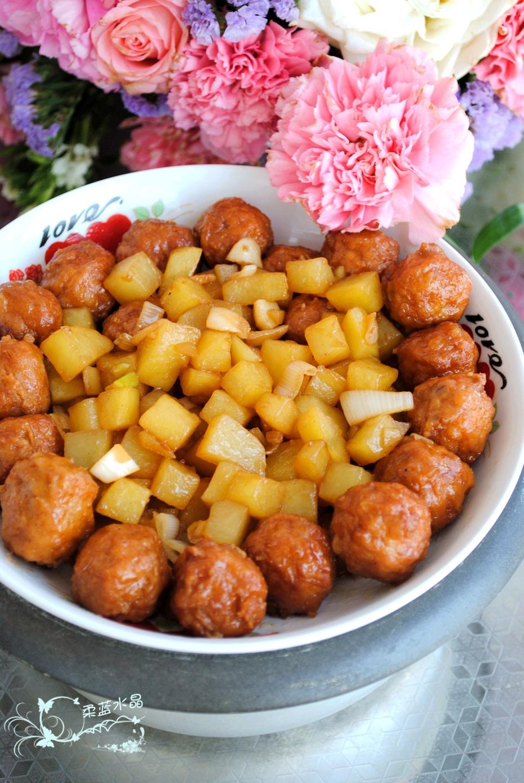 土豆视频空间_土豆烩丸子,越吃越下饭-柔蓝水晶的空间-搜狐博客
