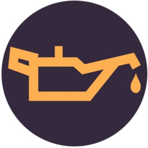 机油指示灯该指示灯用来显示发动机内机油的压力状况。打开钥匙门,车辆开始自检时,指示灯点亮,启动后熄灭。该指示灯常亮,说明该车发动机机油压力低于规定标准,需要维修。