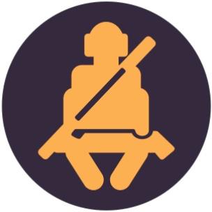 安全帶指示燈