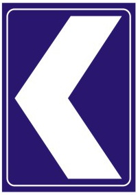 線形誘導標基本單元