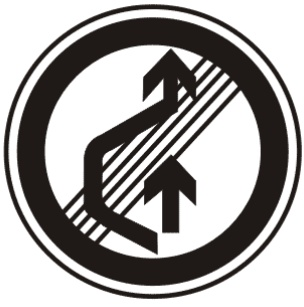 解除禁止超車