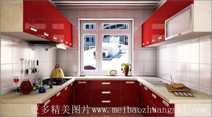 廚房裝修效果圖(圖文精品)