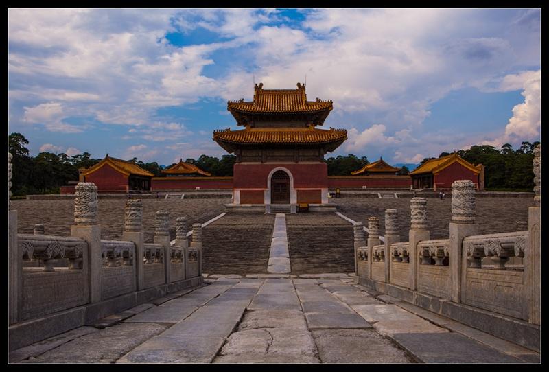河北清西陵行纪之二:雍正的泰陵